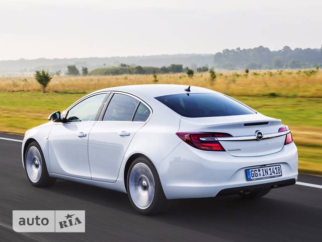 Opel Insignia 1.6 AT (170 л.с.)  Active