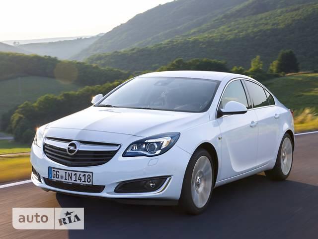 Opel Insignia 2.0D MT (170 л.с.) 4x4 Start/Stop Edition