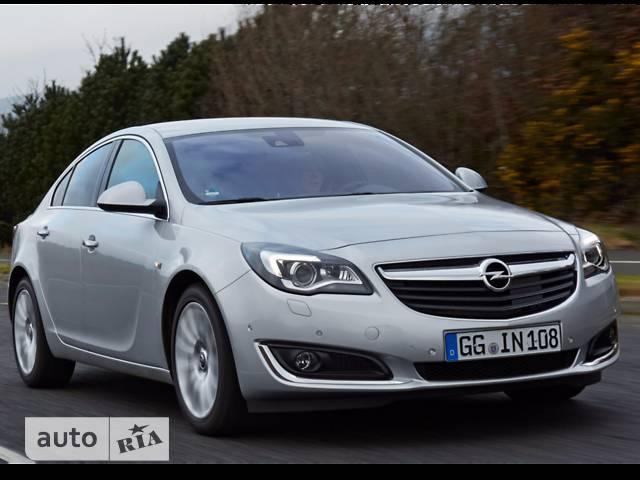 Opel Insignia 2.0D MT (170 л.с.) Start/Stop Cosmo