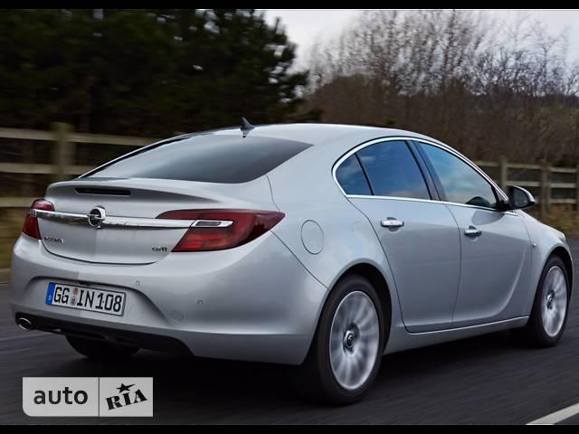 Opel Insignia 2.0D MT (170 л.с.) 4x4 Start/Stop Cosmo