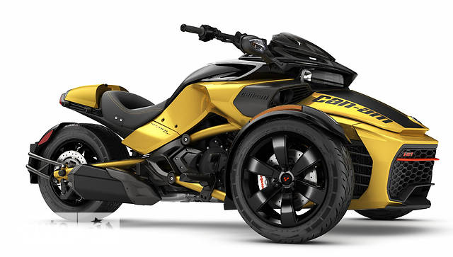 BRP Can Am Spyder F3-S 500 Daytona