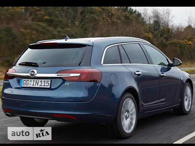 Opel Insignia 1.4 MT (140 л.с.) LPG Edition
