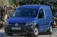 Volkswagen Caddy груз. New 2.0 TDI MT (81 kw) Maxi Basis