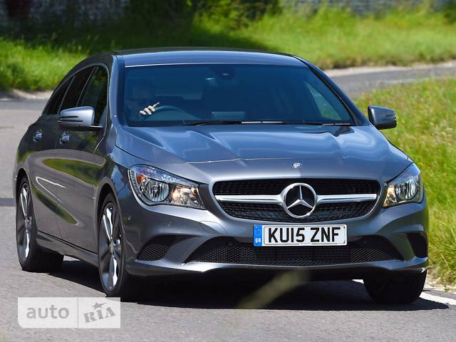 Mercedes-Benz CLA-Class 180 MT (122 л.с.)