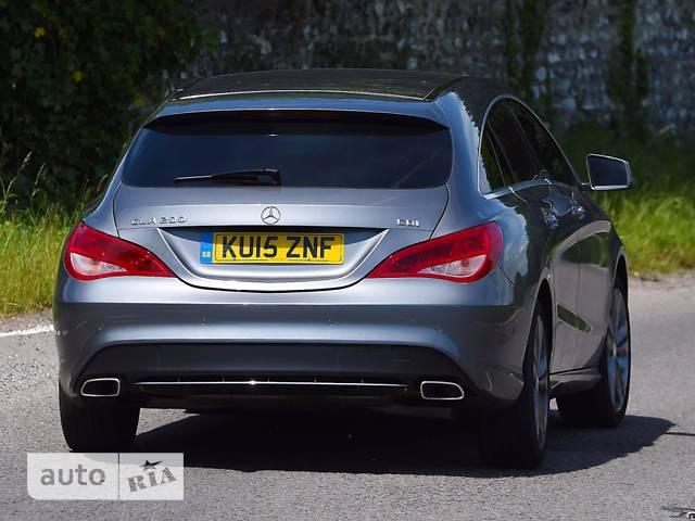 Mercedes-Benz CLA-Class 200d AT (136 л.с.) 4MATIC