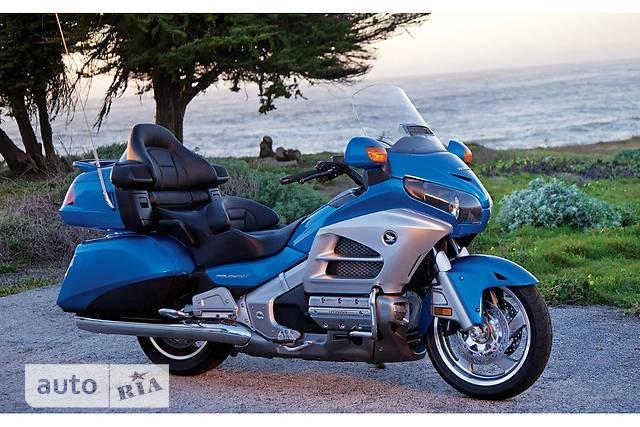 Honda GL 1800A Gold Wing