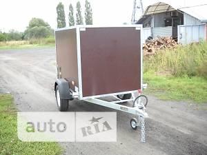 Кияшко 211PF1102F Фургон  2,11х1,24х1,25