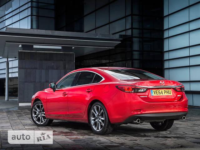 Mazda 6 2.2D AT (150 л.с.) Style+ EAW/EAX