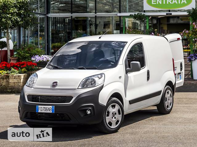 Fiat Fiorino груз. 1.4 МТ (77 л.с.) Base