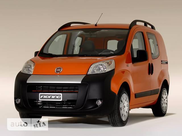 Fiat Fiorino пасс. 1.4 МТ (77 л.с.) Combi Elegant