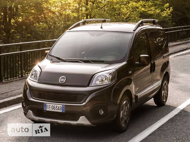 Fiat Qubo пасс. 1.3D MultiJet MT (75 л.с.) Active M1