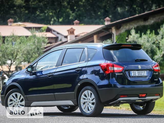 Suzuki SX4 FL 1.4 АT (140 л.с.) 4WD GLX