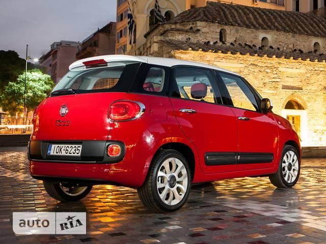 Fiat 500 L 1.3D MultiJet АT (85 л.с.) Pop Star