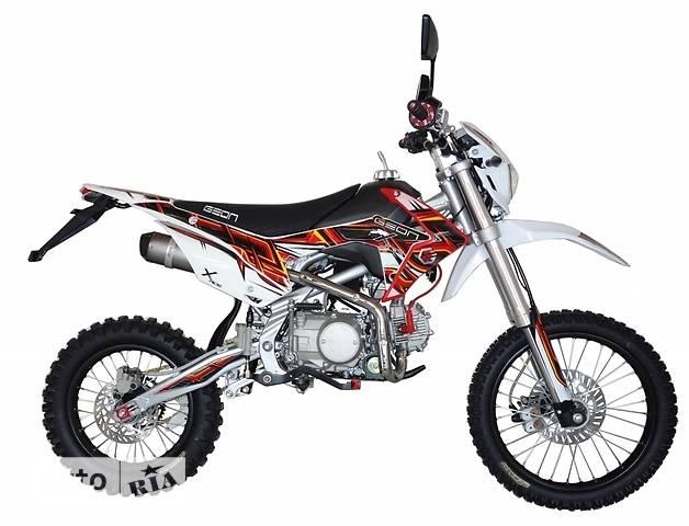 Geon X-Ride 125 Enduro