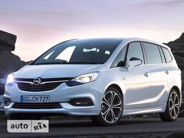 Opel Zafira 1.6D MT (120 л.с.) Start/Stop Innovation