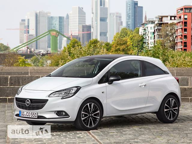 Opel Corsa 3d 1.3D MT5 (95 л.с.) Start/Stop Color Edition