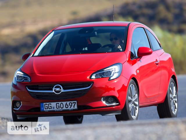 Opel Corsa 3d 1.0Т МТ (90 л.с.)Start/Stop Cosmo