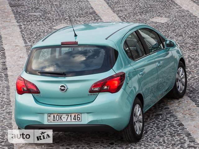 Opel Corsa 1.4 MTА (90 л.с.) Start/Stop Selection
