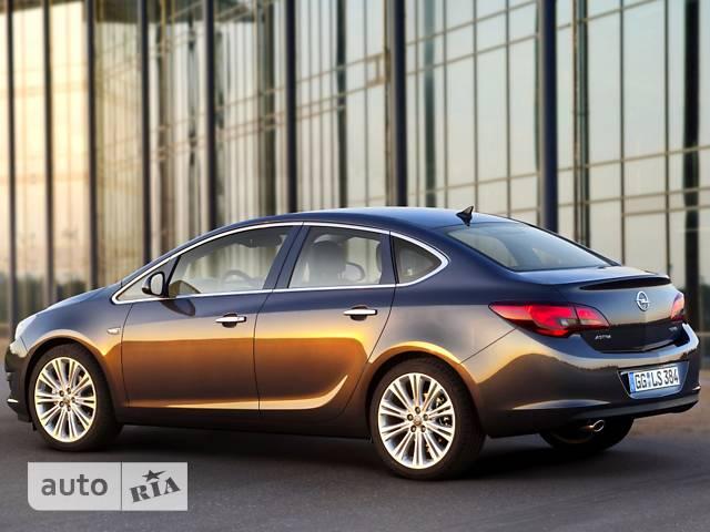 Opel Astra J 1.6D AT (136л.с.)  Enjoy