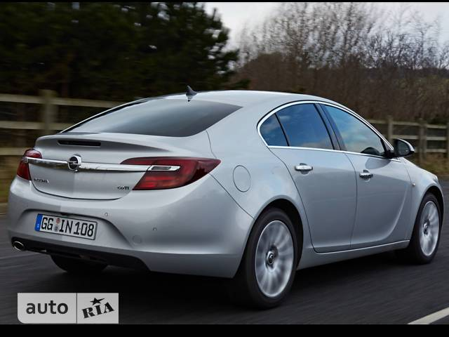 Opel Insignia 1.6D AT (136 л.с.)  Base