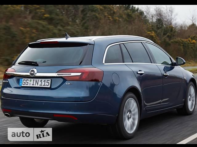 Opel Insignia 1.4 MT (140 л.с.) Start/Stop Base