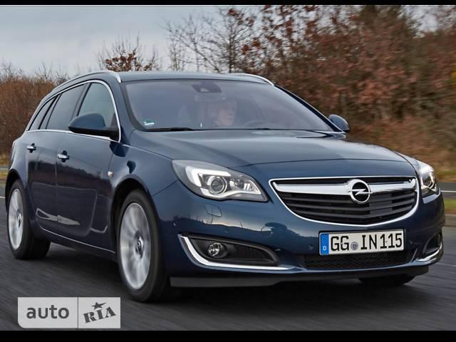 Opel Insignia 1.6D AT (136 л.с.) Base