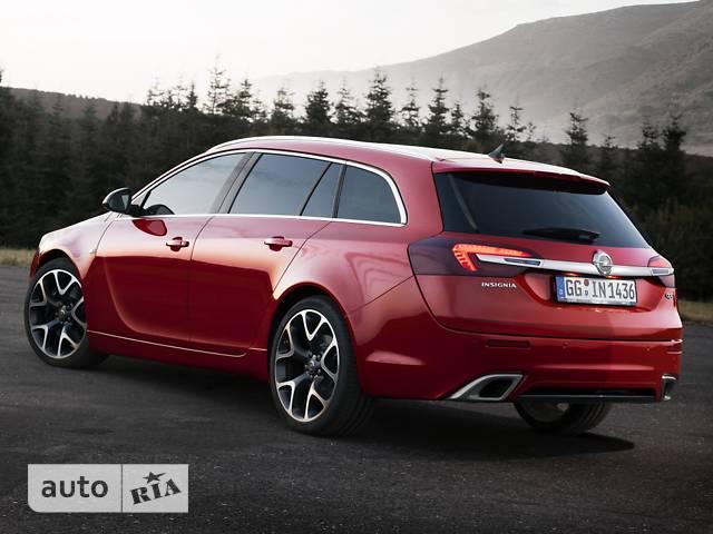 Opel Insignia 2.8 MT (325 л.с.) 4x4 OPC