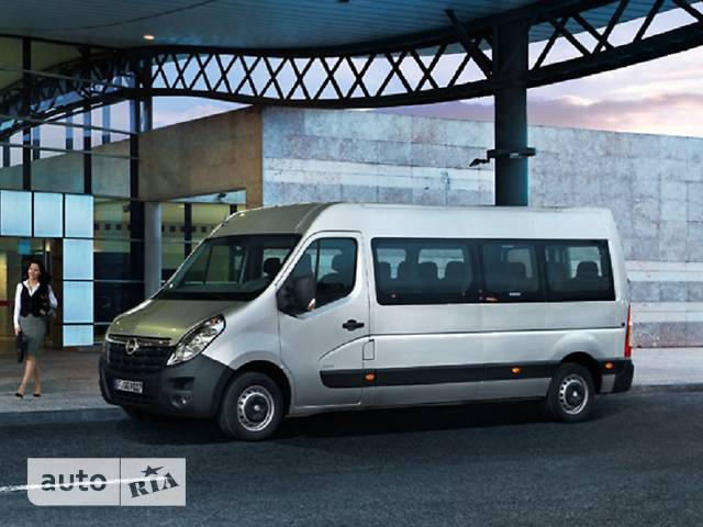 Opel Movano груз. 2.3TD МТ (145 л.с.) Start/Stop L3H2 3890 FWD