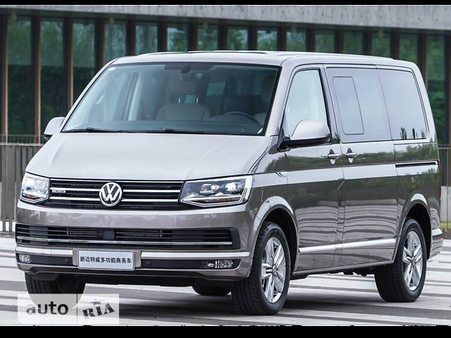 Volkswagen Multivan New 2.0 TDI МТ (75 kW) Comfortline