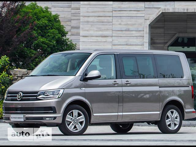 Volkswagen Multivan New 2.0TDI DSG (132 kW) 4Motion Highline