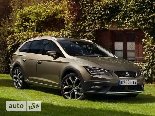 SEAT Leon ST 2.0TDI АТ (150 л.с.) 4Drive X-Perience