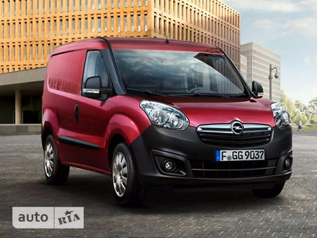 Opel Combo груз. 1.6D MT (105 л.с.) L1H2 Increased