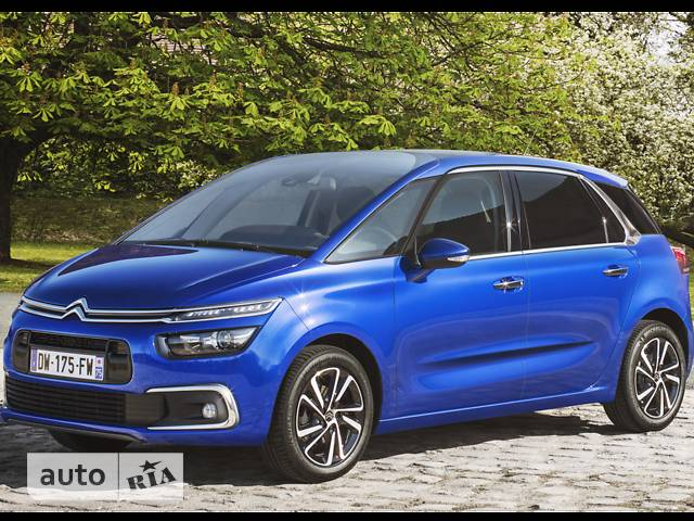Citroen C4 Picasso 1.6 Blue-HDi АКПП (120 л.с.) Start/Stop Feel