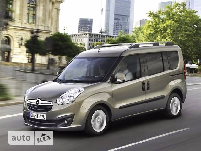 Opel Combo пасс. 1.6D MT (95 л.с.) L2H1 Enjoy