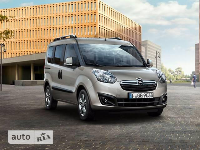 Opel Combo пасс. 1.6D MT (95 л.с.) Start/Stop&Eco-pack L1H2 Enjoy