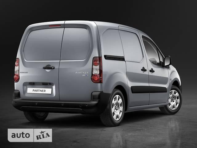 Peugeot Partner груз. 1.6 HDi MT (92 л.с.) L1