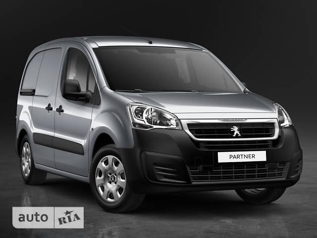 Peugeot Partner груз. 1.6 HDi MT (90 л.с.) L1