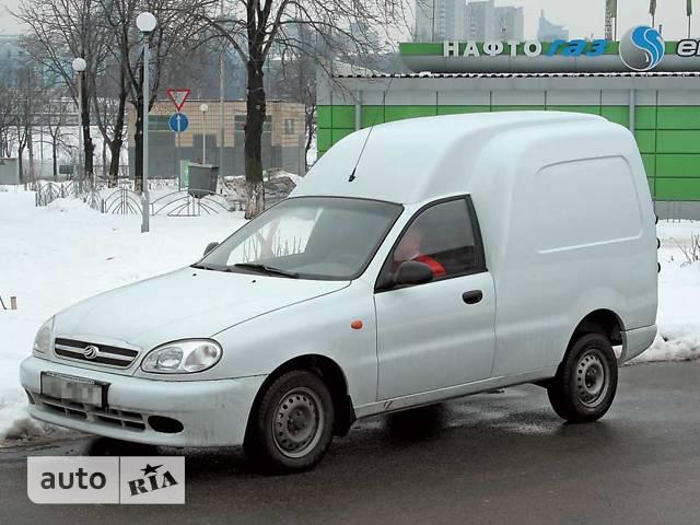 ЗАЗ Lanos 1.5 МТ (86 л.с.) ГБО Comfort