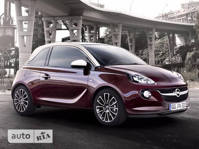 Opel Adam 1.0 МТ (90 л.с.) Start/Stop Glam