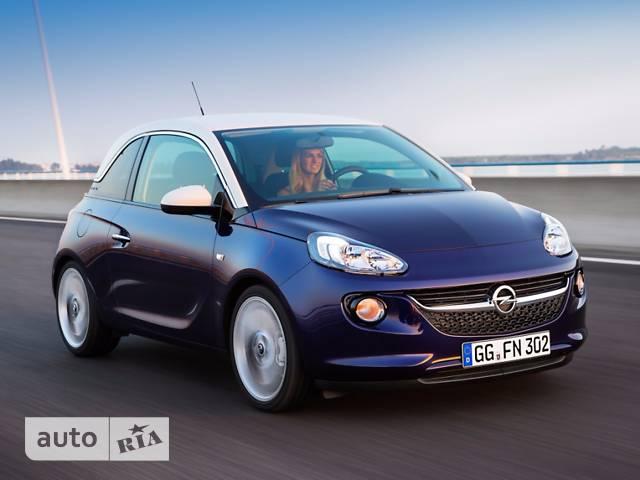 Opel Adam 1.4 МТ (100 л.с.) Jam