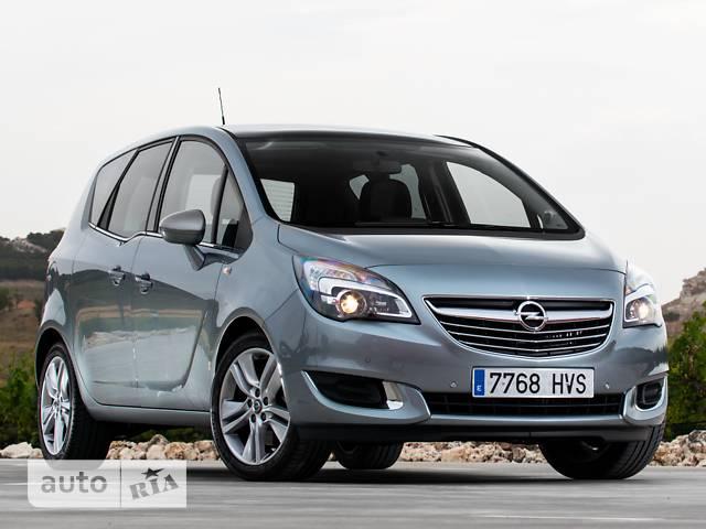 "Opel Meriva 1.4 MT (120 л.с.) Start/Stop  Campaign ""Drive"""