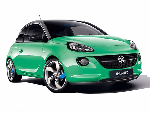 Opel Adam 1.0 МТ (90 л.с.) Start/Stop Rocks Unlimited