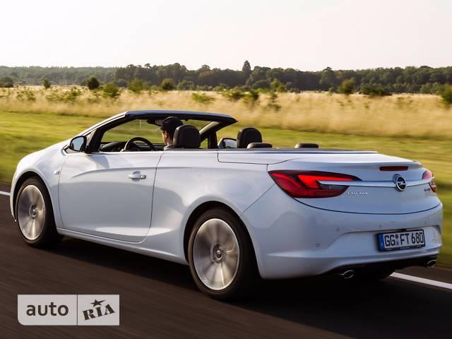 Opel Cascada 2.0D MT (170 л.с.) Start/Stop Cabriolet
