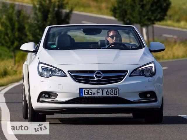 Opel Cascada 1.4 MT (140 л.с.) Start/Stop Cosmo euro6