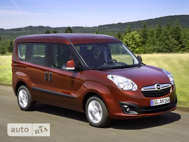Opel Combo пасс. 1.6D MT (120 л.с.) L1H1 Increased