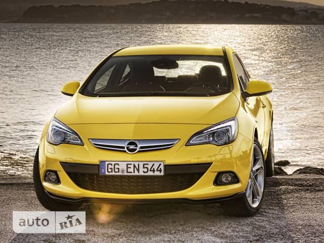 Opel Astra J GTC 1.6D MT (136 л.с.) Start/Stop Sport