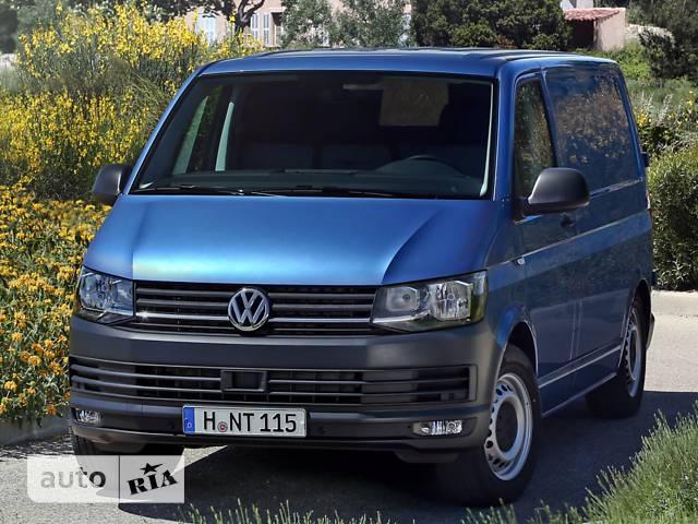 Volkswagen T6 (Transporter) груз 2.0 TDI MT (102 л.с.) PRO