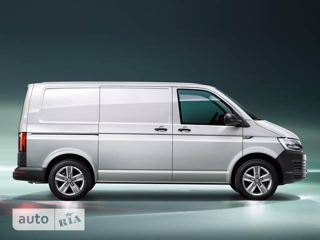 Volkswagen T6 (Transporter) груз 2.0 l TDI МТ (103 kW) ND