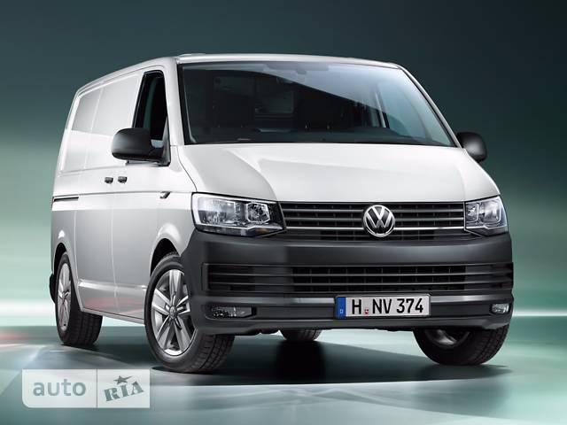 Volkswagen T6 (Transporter) груз 2.0 TDI DSG (150 л.с.) 4motion Pro