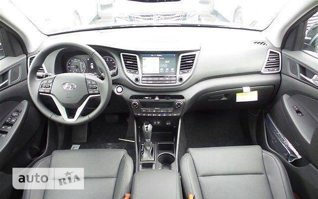 Hyundai Tucson 2.0 CRDi AT (185 л.с.) 4WD Top Panorama